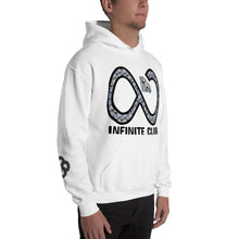 INFINITE DIAMOND HOODED SWEATSHIRT