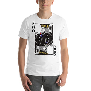 INFINITE CARD Short-Sleeve Unisex T-Shirt