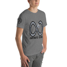 INFINITE DIAMOND SHORT-SLEEVE UNISEX T-SHIRT