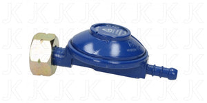 Butane Gas Regulator (28mbar/8mm Nozzle)