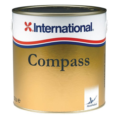 International 1 Pack Varnish Compass