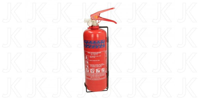 Fire Extinguisher ABC Dry Powder 2kg