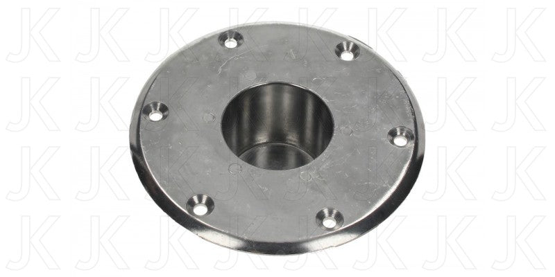 Floor-Mounted Table Base (Aluminium)