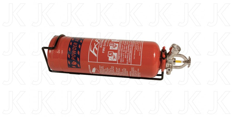GTP Automatic ABC Powder Fire Extinguisher 1KG