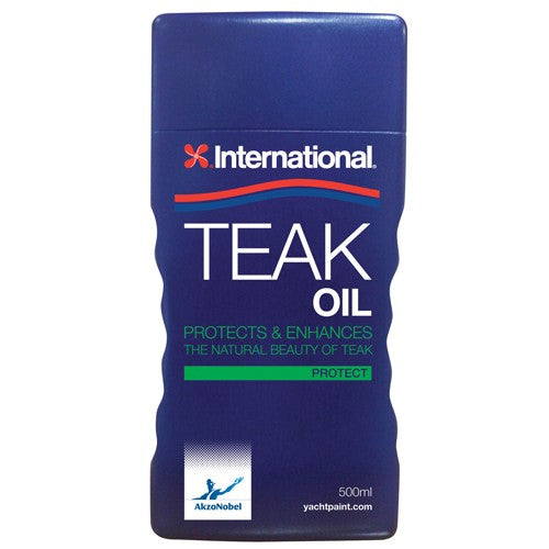 International Boat Care Teak Oil 500ml
