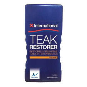International Boat Care Teak Restorer 500ml