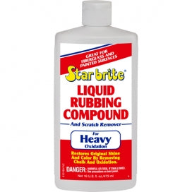 Liquid Rubbing Compound Heavy Oxidation 500ml