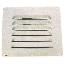 Louvered Vent AISI316 127x115mm
