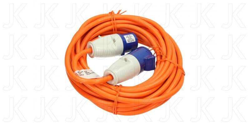 Mains Hook-up Extension Lead (10m)