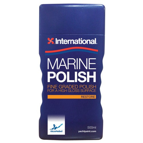 International Boat Care Marine Polish 500ml