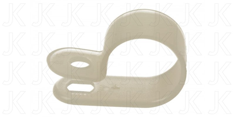 Nylon P Clip (16mm) Sold Each