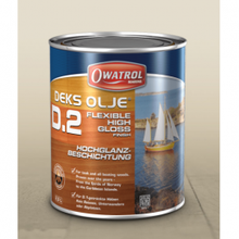 Owatrol Deks Olje D2 High Gloss Finish Coat (1lt)