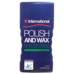 International Boat Care Polish & Wax 500ml