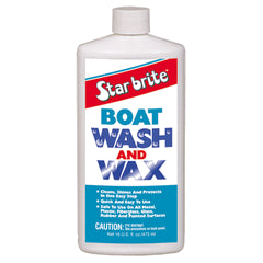 Star Brite Boat Wash & Wax 500ml