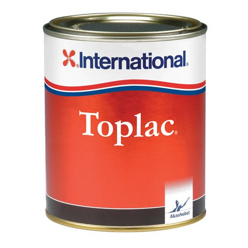 International 1 Pack Gloss Toplac 2.5L Snow White