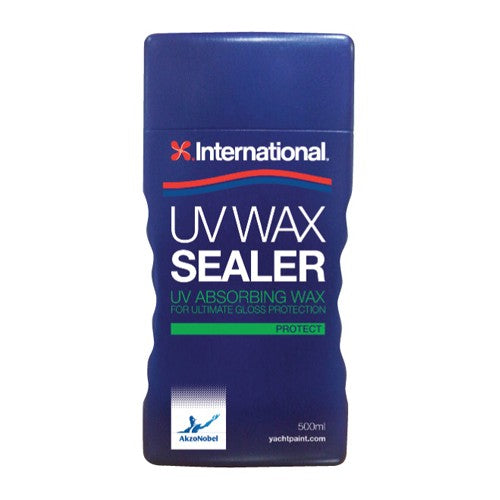 International Boat Care UV Wax Sealer 500ml