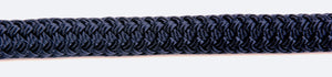 Kingfisher Briaded Fender Line 2M x 8mm Navy
