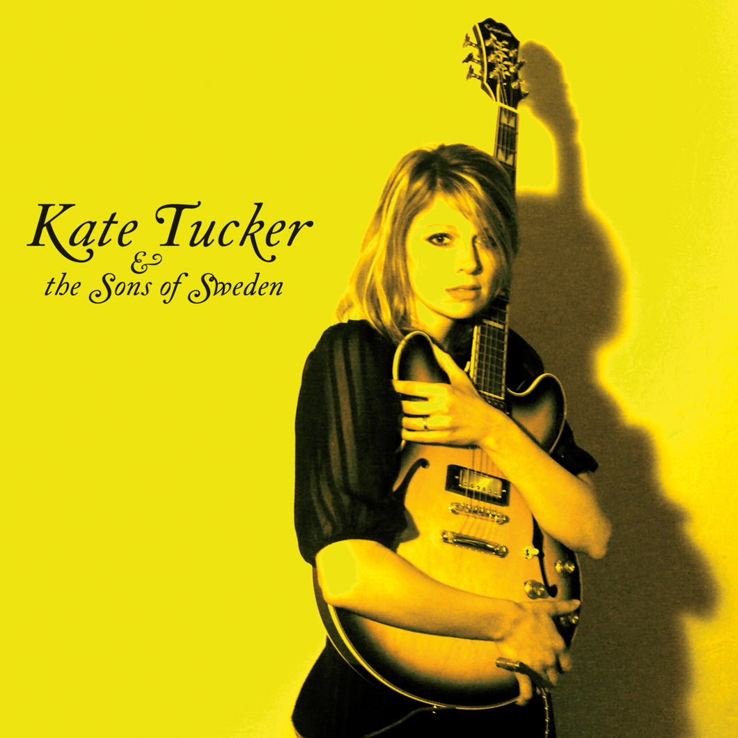 Kate Tucker & the Sons of Sweden Self-Titled Debut CD