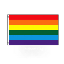 Load image into Gallery viewer, Rainbow Pride Flag - Large, 3x5 ft