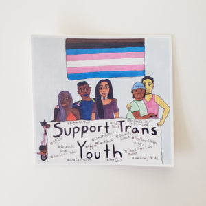 Support Stickers