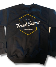 Load image into Gallery viewer, Freed Seams Crewneck Sweatshirt