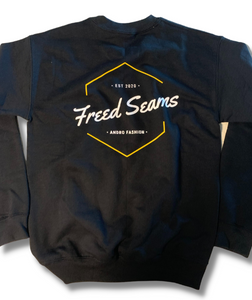 Freed Seams Crewneck Sweatshirt