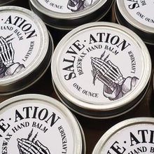 Load image into Gallery viewer, Salve-Ation Beeswax Hand Balm
