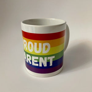 Proud Parent Coffee Mug