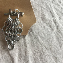 Load image into Gallery viewer, Chain Mail Brooches