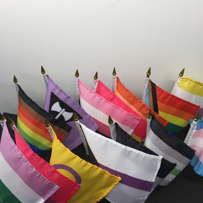 Small Pride Flags