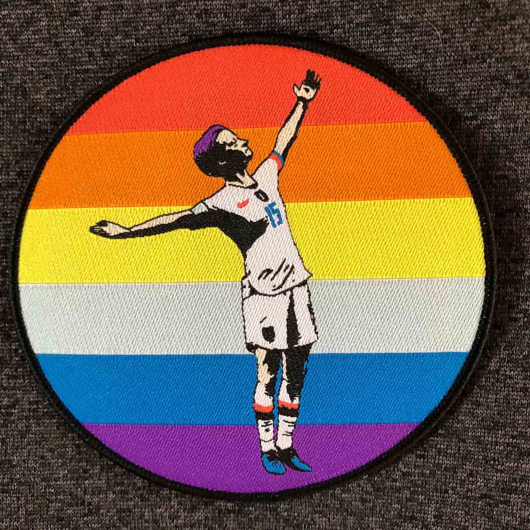 Megan Rapinoe Patch