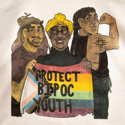 Protect BIPOC Youth T-Shirt