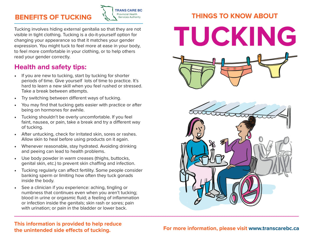 Tucking Handout (free digital download)