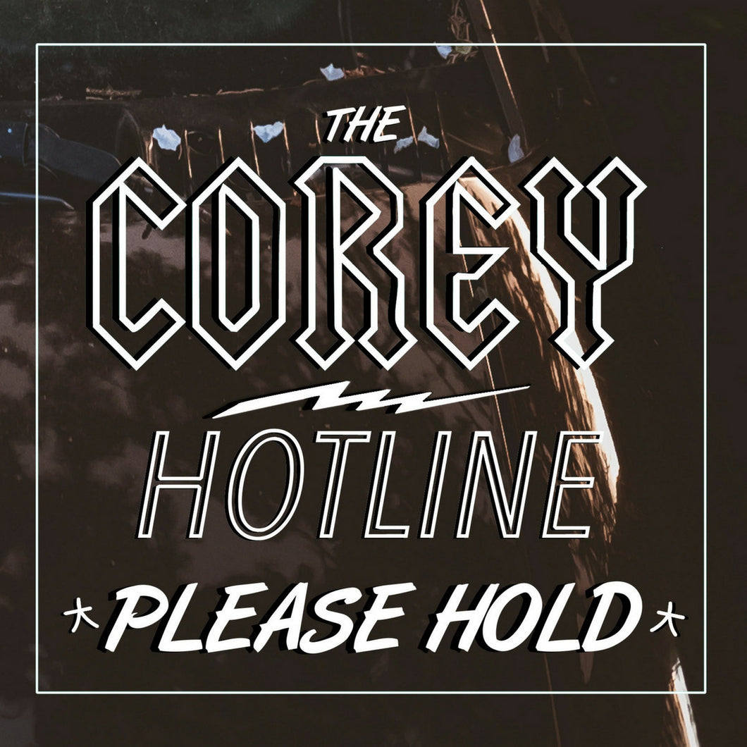 Please Hold by The Corey Hotline (CD)