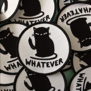 Whatever Cat Patch