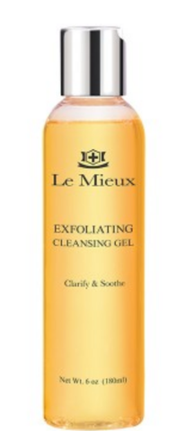 EXFOLIATING CLEANSING GEL