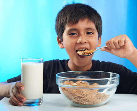 There Is More Weed Destroyer Than Some Vitamins in Kids' Cereals, Tests Reveal