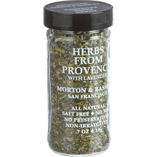 Morton and Bassett Seasoning - Herbs from Provence - .7 oz - Case of 3