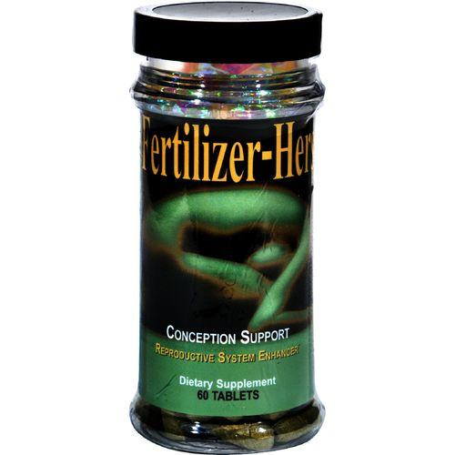 Maximum International Fertilizer-Hers Conception Support - 60 Tablets