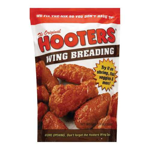 Hooters Mix - Breading - Case of 6 - 1 lb.