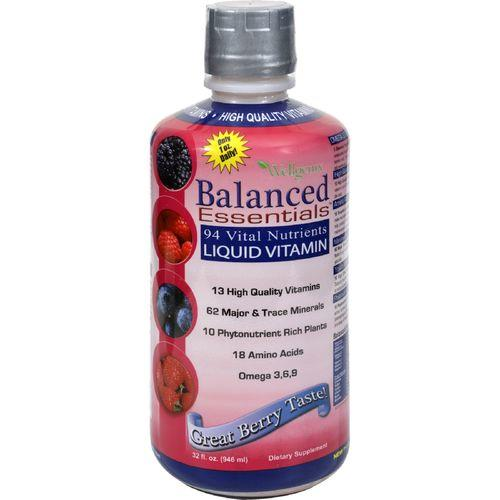 Heaven Sent Balanced Essentials Fruit Punch - 32 fl oz