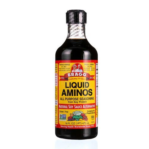 Bragg Liquid Aminos - 16 oz - case of 12