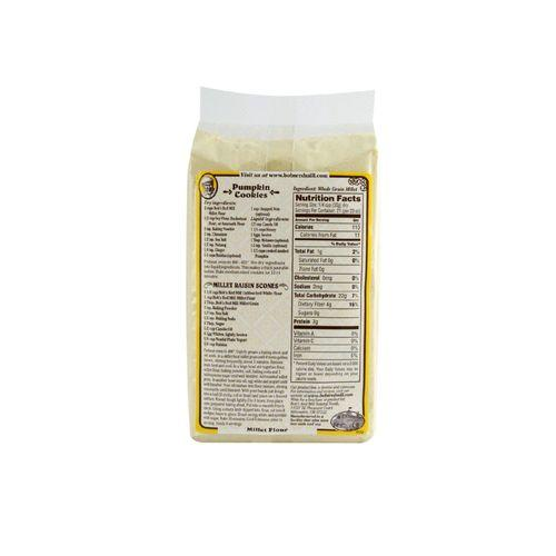 Bob's Red Mill Millet Flour - 23 oz - Case of 4