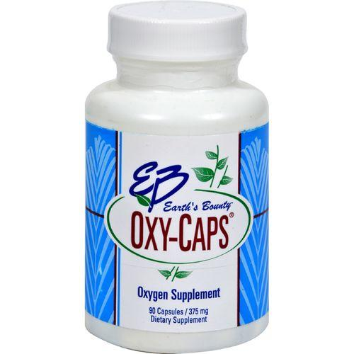 Earth's Bounty Oxy-Caps - 375 mg - 90 Capsules