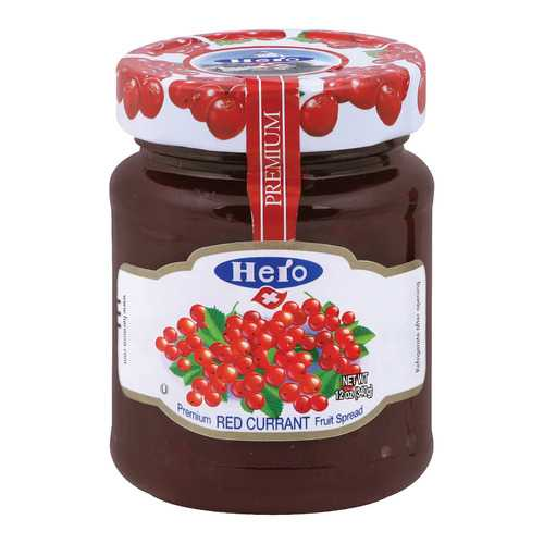 Hero Fruit Spread - Red Currant - Case of 8 - 12 oz.