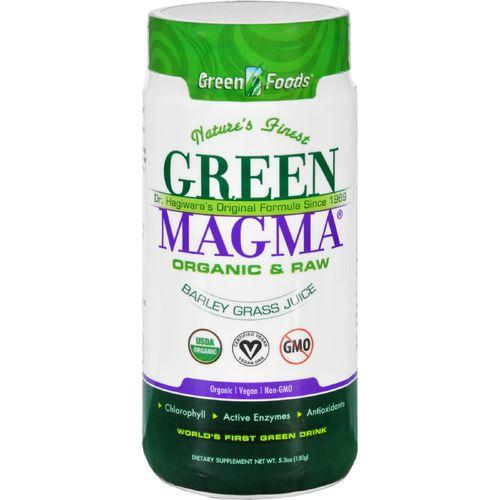 Green Foods Dr Hagiwara Green Magma Barley Grass Juice Powder - 5.3 oz