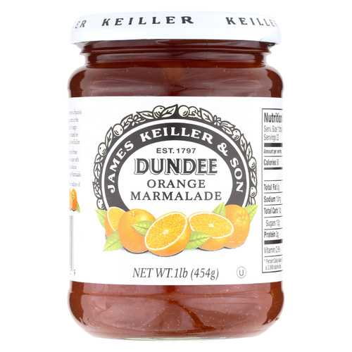 Keiller - Dundee Marmalade - Orange - Case of 6 - 16 oz.