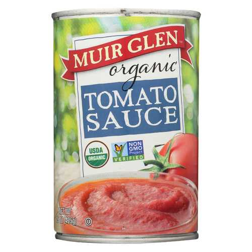 Muir Glen Organic Tomato Sauce - Regular - 15 oz