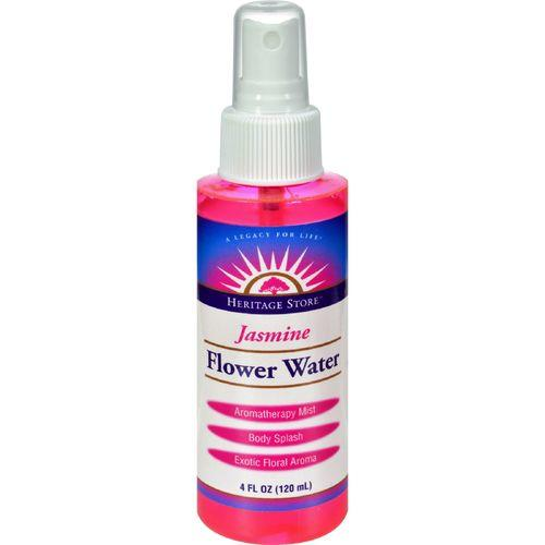 Heritage Products Flower Water Jasmine - 4 fl oz