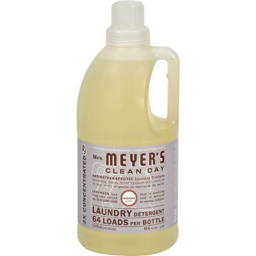 Mrs. Meyer's Clean Day - 2X Laundry Detergent - Lavender - 64 oz